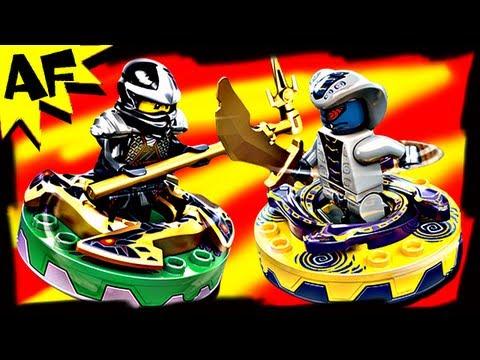 Vidéo LEGO Ninjago 9579 : Tournoi d'initiation, Starter Set