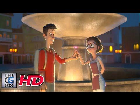 "CGI 3D Animated Short: ""The Wishgranter""  – by Kal Athannassov, John McDonald, & Echo Wu"