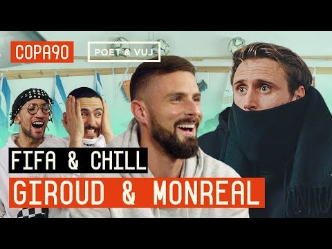 dbf99693d Blindfold FIFA and Chill ft Giroud vs Monreal