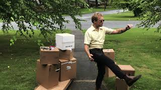 """Philip Frobos – """"No Packages Today"""""""