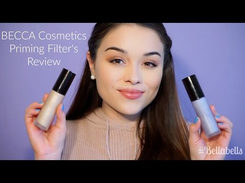 BECCA Primer Filter's Review