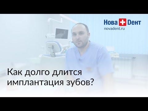 Сколько длится операция?