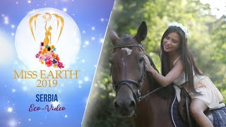 Ljubica Rajkovic Miss Earth Serbia 2019 Eco Video