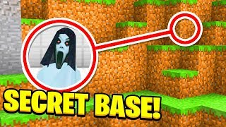 Minecraft : WE FOUND SLENDRINAS SECRET BASE(Ps3/Xbox360/PS4/XboxOne/PE/MCPE)