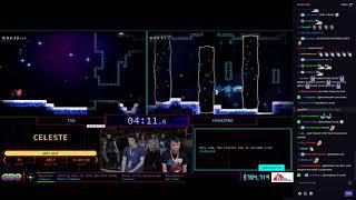 SGDQ 2018 Celeste race TGH vs. YoshiPro w/ chat