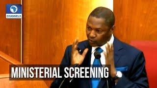 Senate Grills Abubakar Malami