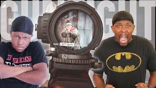 Trent Rages AGAINST Bots & Dion GOES OFF!! (2v2 Gunfight)