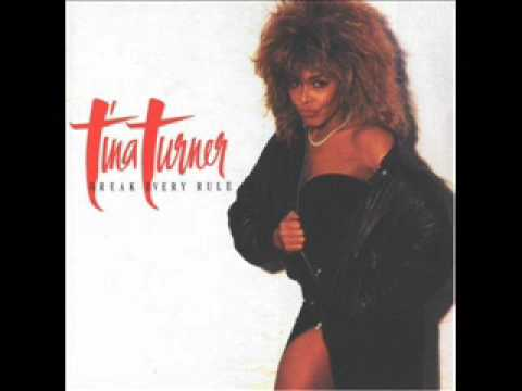 Tina Turner - Break Every Rule LP - NM/ VG+ (lemez/borító) indiai bakelit lemez Kép