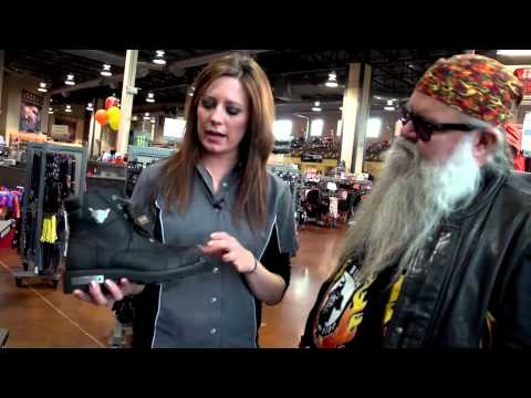 Choosing the right motorcycle boot