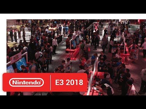 Nintendo at E3 Official Day 3 Recap – E3 2018