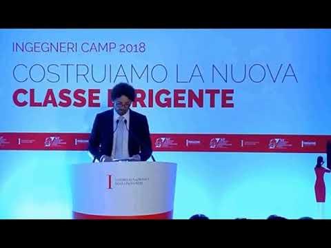 DAVANTI AGLI INGENGERI TONINELLI DIFENDE CHI PROGETTO' IL PONTE DI GENOVA