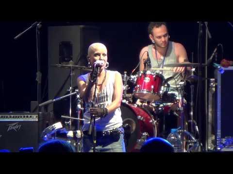 Байкфест на Балхаше 2014,группа TOTAL!!!
