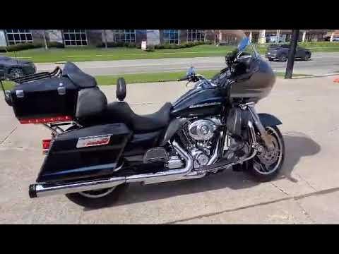 2013 Harley-Davidson Road Glide® Ultra in Ames, Iowa - Video 1