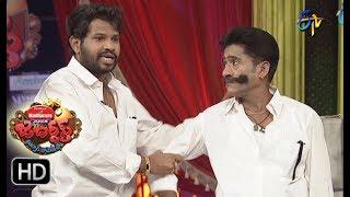 Hyper Aadi, Raijing Raju Performance | Jabardasth | 7th December 2017  | ETV  Telugu
