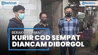 Viral Kurir COD Diancam akan Diborgol oleh Pembeli, Polisi: Sudah Berakhir Damai