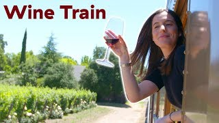 I Rode And Reviewed The Napa Valley Wine Train