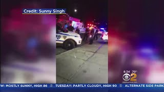CBS2 Exclusive: Cop Dragged By Car In Queens