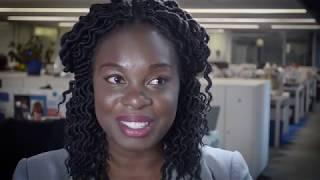 Althea George - Class 24 YearUp New York Spotlight Graduate