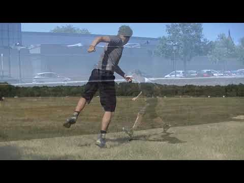 demonstration accrobatique