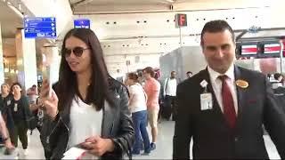 Супермодель Адриана Лима / Adriana Lima Miami'ye Gitti