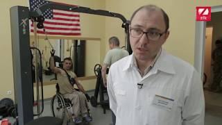 Львівський військовий госпіталь: удома і стіни допомагають