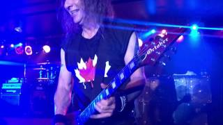 Anvil-On Fire