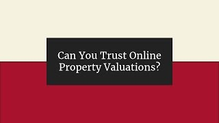 Inland Empire Real Estate: Can You Trust the Zillow, Trulia and Realtor.com Home Evaluations?