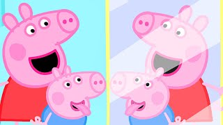 Peppa Pig Official Channel | Peppa Pig's Face Looks Funny