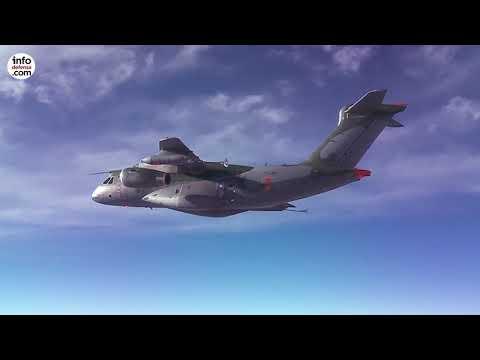 El KC390 es el avión de transporte militar más grande jamás construido en Latinoamérica