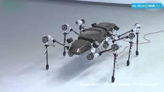 Роботы с пугающе крутыми возможностями (первая часть)