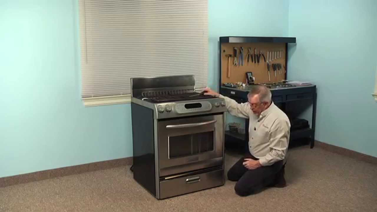 Replacing your KitchenAid Wall Oven Temperature Sensor