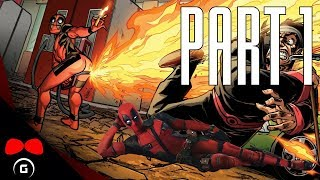 Deadpool | #1 | Agraelus | CZ Let's Play / Gameplay [1080p60] [PC]