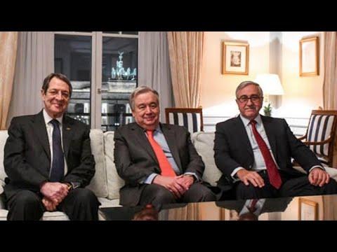 Κυπριακό: «Δεσμεύομαι να διερευνήσω το έδαφος για μια άτυπη πενταμερή», δηλώνει ο Γ.Γ. του ΟΗΕ…