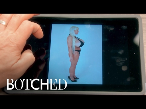 Botched | Martina's Ginormous Breasts Are at Huge Risk | E!