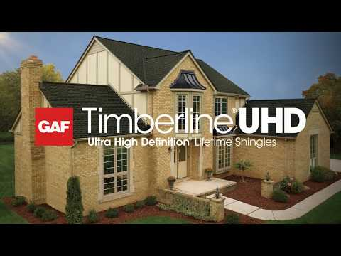Albright Roofing of Clearwater - Timberline Ultra High Definition Lifetime Shingles with Dual Shadow | GAF Roofing