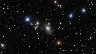 Zooming in on the galaxy NGC 1316