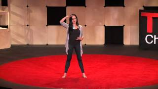 Breath -- five minutes can change your life | Stacey Schuerman | TEDxChapmanU - Video Youtube