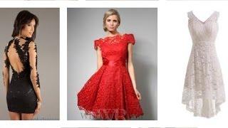Top 100 Lace Dresses, Lace Evening Dresses For Women