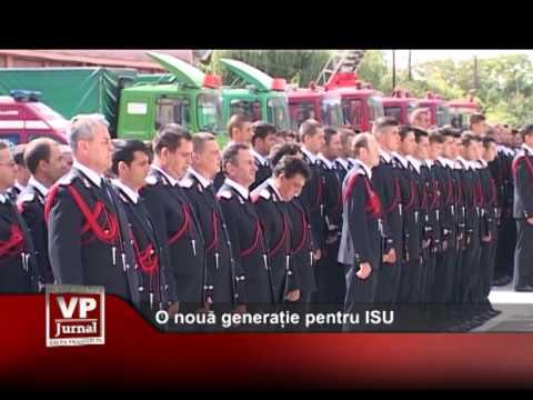 O nouă generație pentru ISU