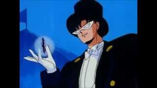 Sailor Mercury Fights Tuxedo Mask