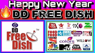 New frequency Of Dd Free dish 2018 working paid channels on dd free