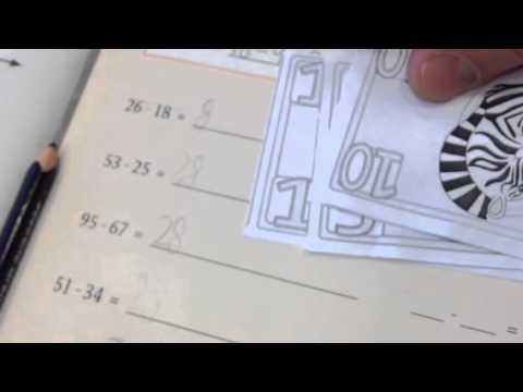 Wie das Mitglied mit den Zeichnungen zu vergrössern