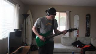 311 - Make it Rough guitar cover