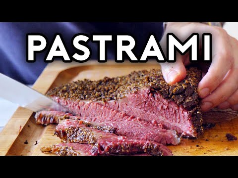Binging with Babish: Pastrami from When Harry Met Sally…