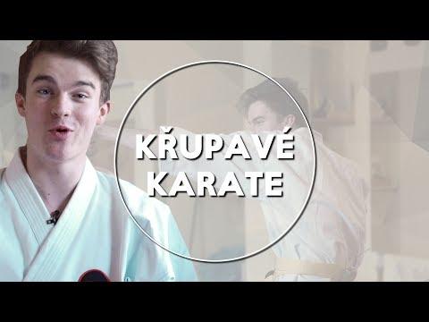 Křupavé karate | KOVY