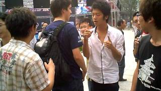 preview picture of video 'IEM Chengdu October 2009 - Video 3'