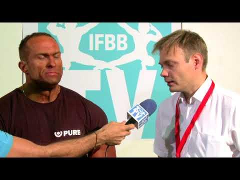 Interview Alexander Fedorov Pro bodybuilder (Russia)