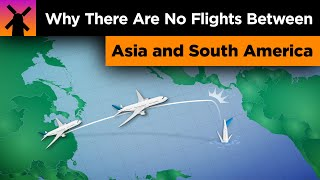 Why There Are NO Flights Between East Asia & South America thumbnail