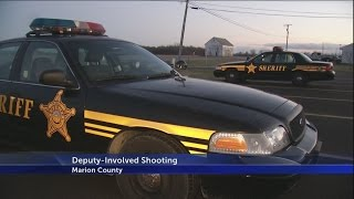 Deputy-involved shooting in Marion
