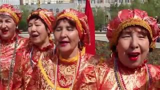 Фестиваль казачьей и ямщицкой песни в Якутске